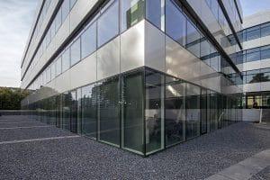 Tilburg, Corpac huis, bedrijfsverzamelgebouw