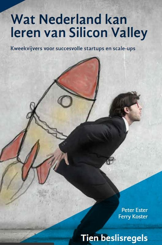 Wat Nederland kan leren van Silicon Valley